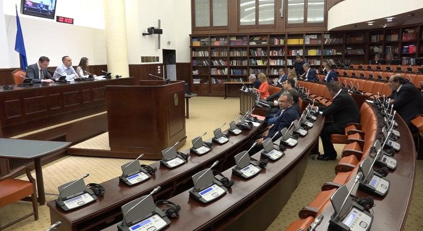 Немањето превод на албански јазик ја одложи расправата за законот за опојни дроги