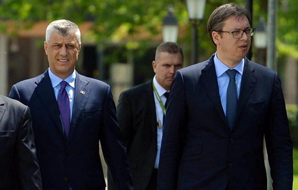 """""""Газета Експрес"""": Дијалогот Белград-Приштина е закочен, Брисел нема датум за следна средба Тачи-Вучиќ"""
