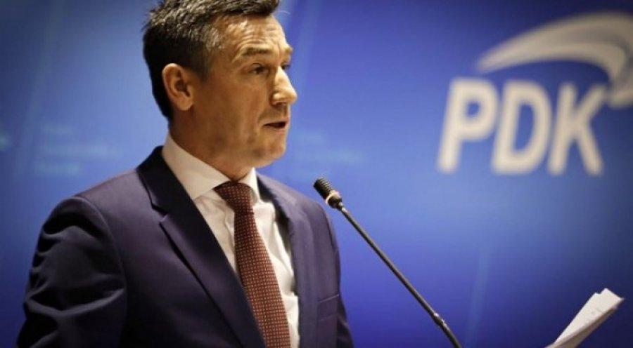 Весели: Охридскиот договор е најголемо достигнување на Албанците да живеат рамноправно во таа држава