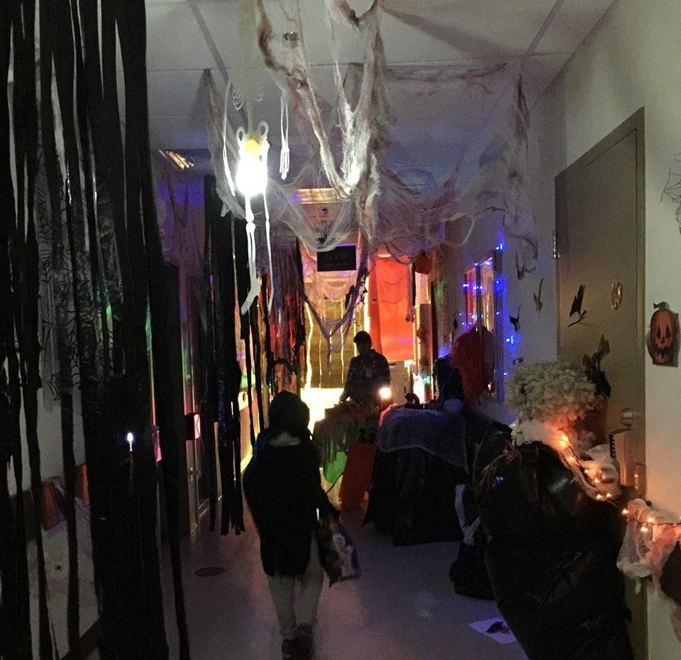 """Вака Бејли го прослави празникот """"Ноќта на вештерките"""" (ФОТО)"""