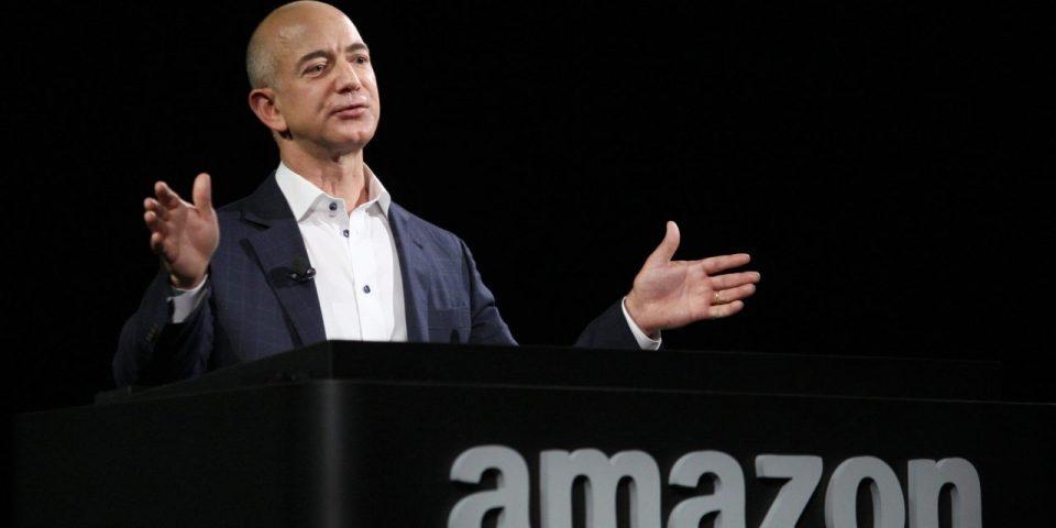 Сопственикот на Амазон, Џеф Безос, во еден ден изгуби 9 милијарди долари