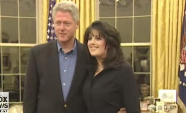 По 20 години: Објавена снимка од Бил Клинтон и Моника Левински (ВИДЕО)