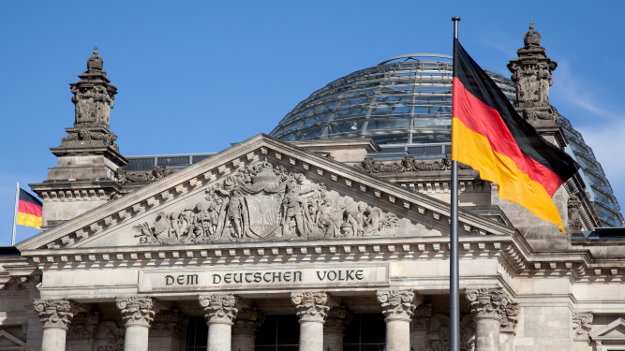 Ѓорчев и Мицевски на средби во Бундестагот, МНР, ЦДУ и Конрад Аденауер во Берлин