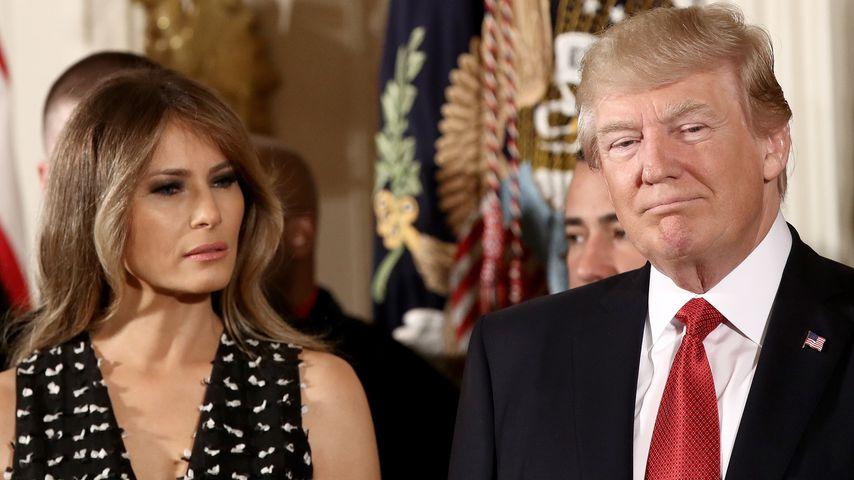Доналд и Меланија Трамп ги осудија инцидентите со бомбите и повикаа на обединетост
