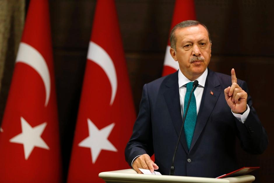 Ердоган објави почеток на воена офанзива во Сирија