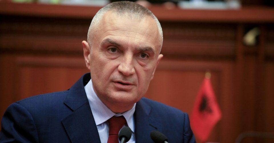 Импичмент на албанскиот претседател во четворток