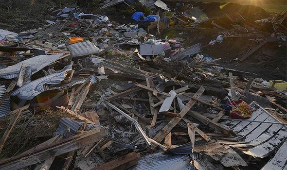 Уште еден силен земјотрес ја погоди Јапонија