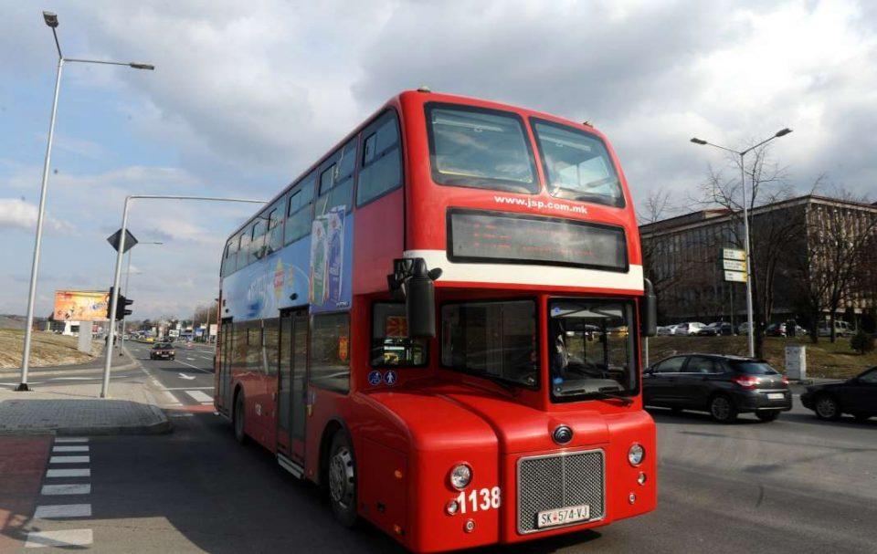 Со заем од ЕБОР ќе се воведува брз автобуски превоз во Град Скопје