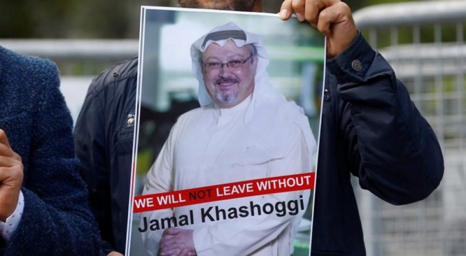 Судот на Саудиска Арабија осуди пет лица на смрт за убиството на новинарот Кашоги