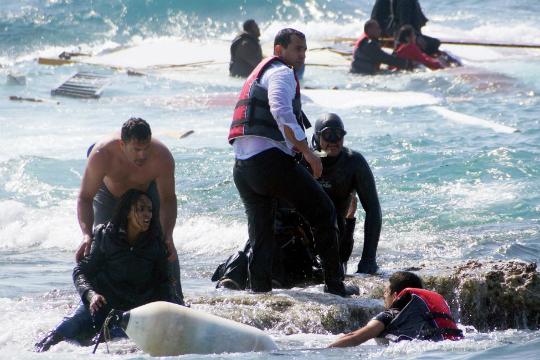 Либан: Спасени 32 мигранти на Медитеранот