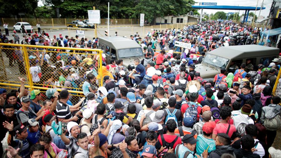 САД ќе почнат да ги примаат мигрантите кои Трамп ги протера во Мексико