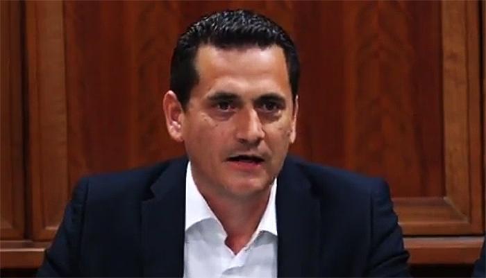 Михајлоски: СЈО го крши уставот со објавувањето на имињата на луѓето за кои се отвора истрага