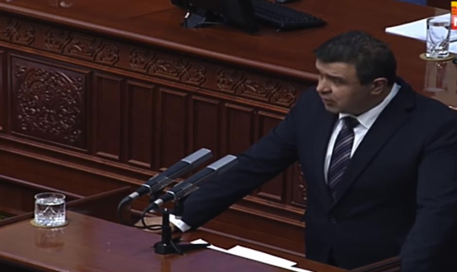 Мицевски: Парадоксално е што во годината на економијата се менува министерот за финансии