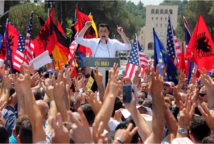 Албанија: Опозицијата најави протести за соборување на Владата на Рама