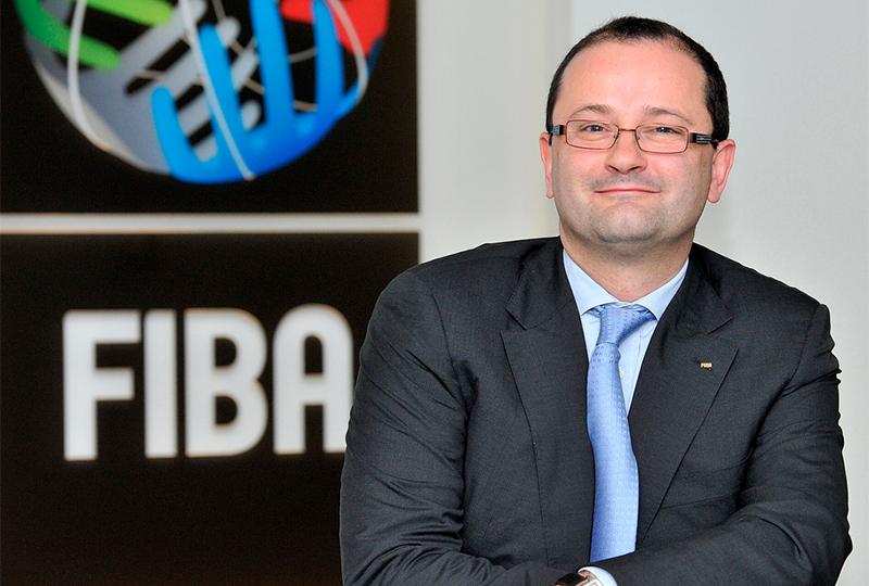 Почина генералниот секретар на ФИБА Патрик Бауман