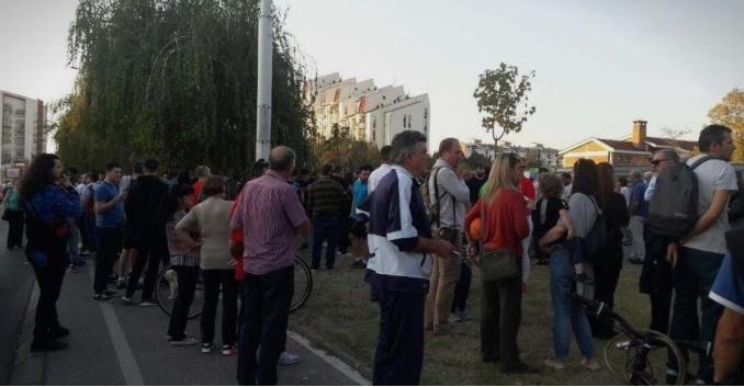 Советниците на СДСМ гласаа воздржано, со што дадоа амин за деветкатницата кај Мајчин дом
