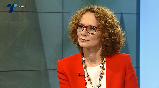 Шекеринска: Обвинителството покажа дека во државава може да функционира правдата