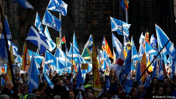 Шкотска бара втор референдум за независност од Велика Британија