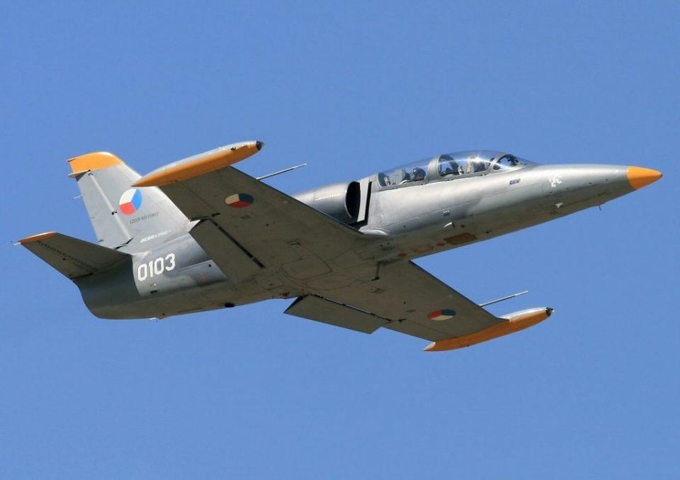 Воен авион се урна во Словачка