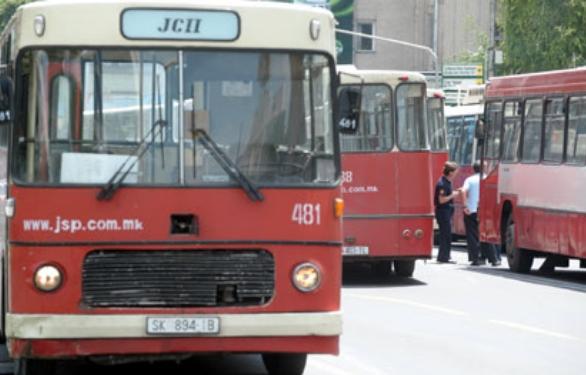 Автобусите на ЈСП стари половина век ќе се возат во Битола