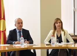 Тевдовски и Ангеловска-Бежоска на средби на ММФ и Светска банка во Индонезија