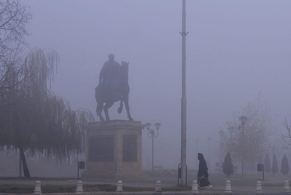 Загадувањето во Скопје и Тетово ги надмина дозволените граници
