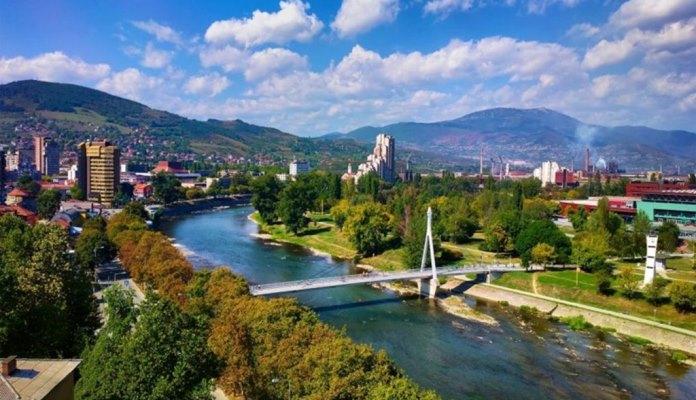Во Зеница украле 30 метри од мост