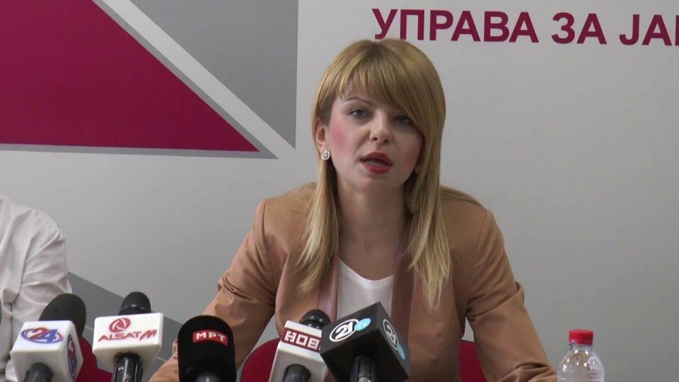 Лукаревска: Даночна тајна е како Груевски ги испразнил сите свои сметки
