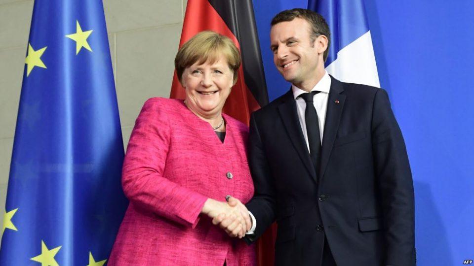 Макрон и Меркел ги повикуваат земјите членки на ЕУ да го предадат својот суверенитет на Брисел!