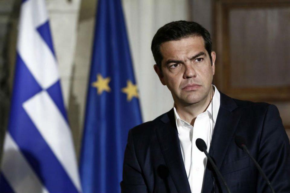 Ципрас: Ако не успее Преспанскиот договор ќе успее Голема Албанија