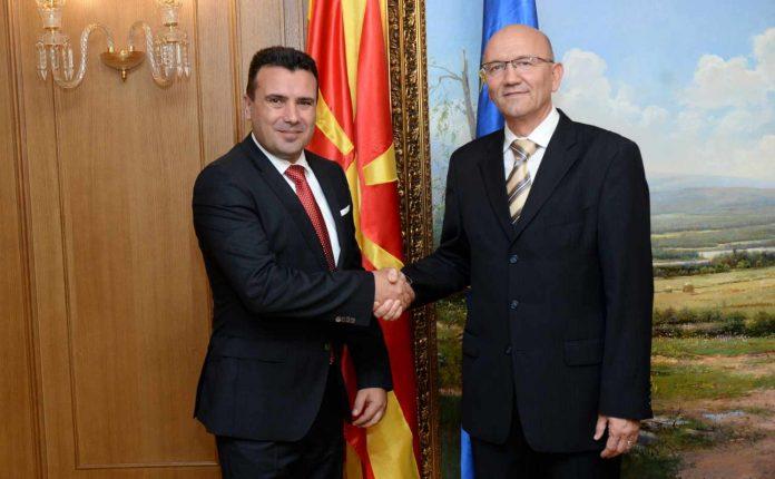 Заев-Јанковиќ: Соработката продолжува, Македонија прави големи чекори кон НАТО и ЕУ