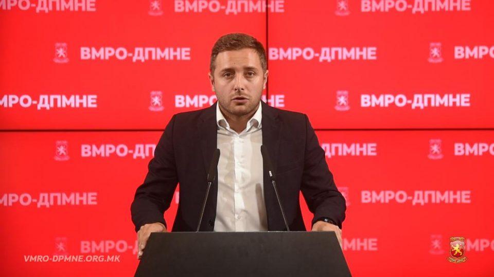 Арсовски: Секогаш кога СДСМ е на власт во Македонија се прислушува