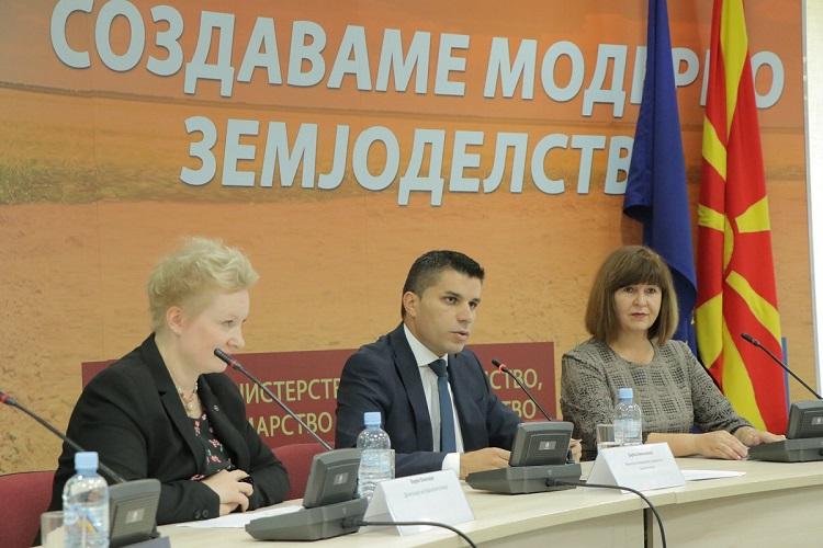 Министерството за Земјоделие и Кабинетот на Анѓушев ги прифаќаат предлозите на стопанските комори