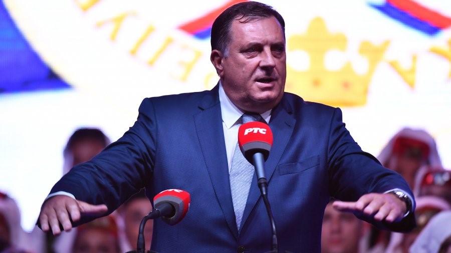 Додик: Собранието на Република Српска е одлучно да си ги врати одземените надлежности