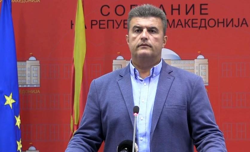 """Интервју на """"Лидер"""" со Томислав Тунтев: Нема да го напуштам Собранието кога сум најпотребен!"""