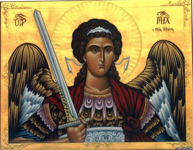 Денеска е Св. Архангел Михаил, празник на војводата на сите ангели
