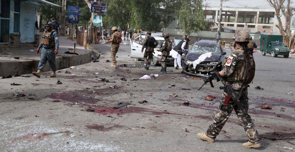 Авганистан: Најмалку 40 луѓе загинаа при експлозија во Кабул