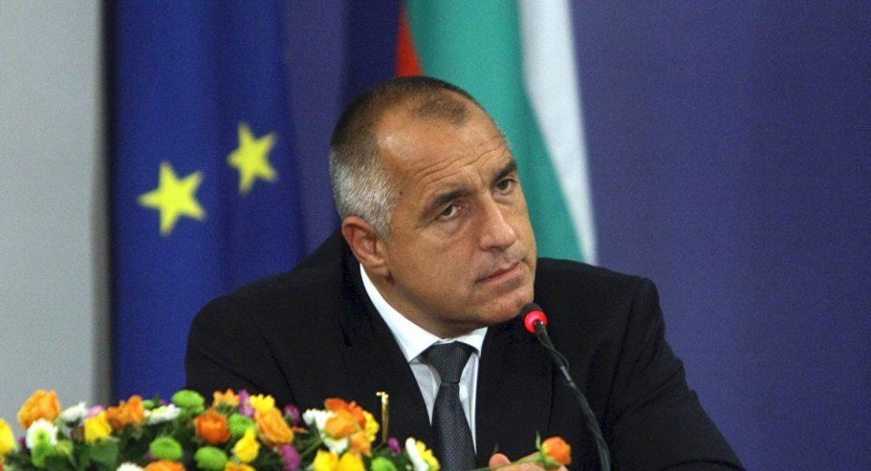 Борисов: Бугарија е земја која има нула миграција