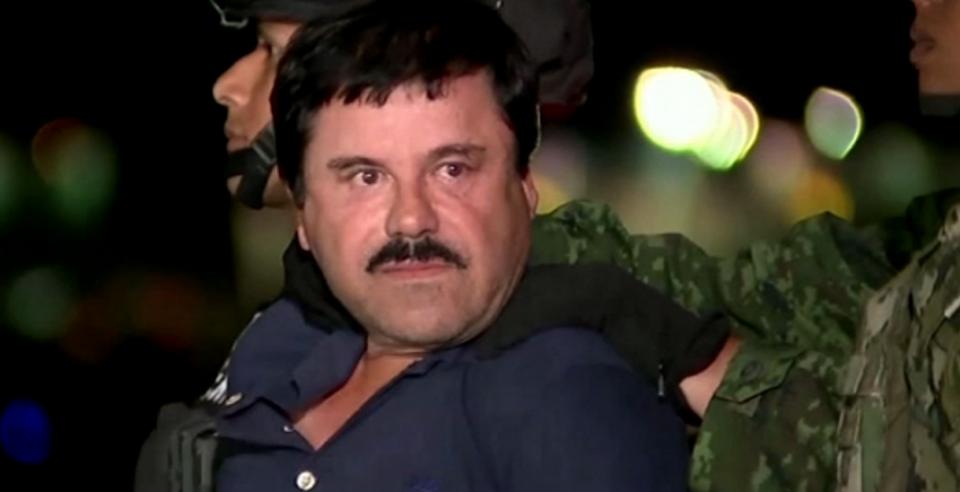 Наркобосот Ел Чапо е прогласен за виновен