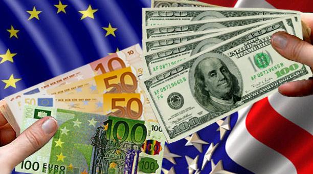 Еврото ослабе во однос на доларот