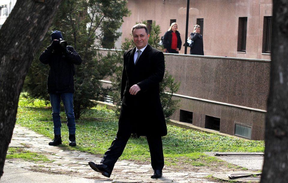 Македонија не се откажува од екстрадиција на Груевски, бара поништување на азилот