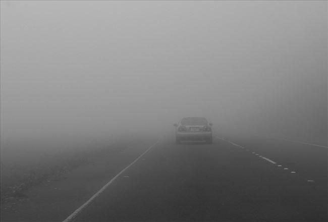 Внимавајте: Густа магла го отежнува сообраќајот
