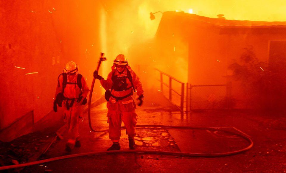 Изгоре куќа во Драчево