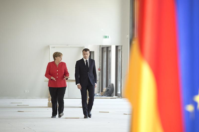 Меркел и Макрон в петок ќе бидат домаќини на самит Белград-Приштина
