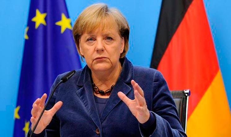Меркел наскоро ќе се сретне со Џонсон во врска со Брегзит