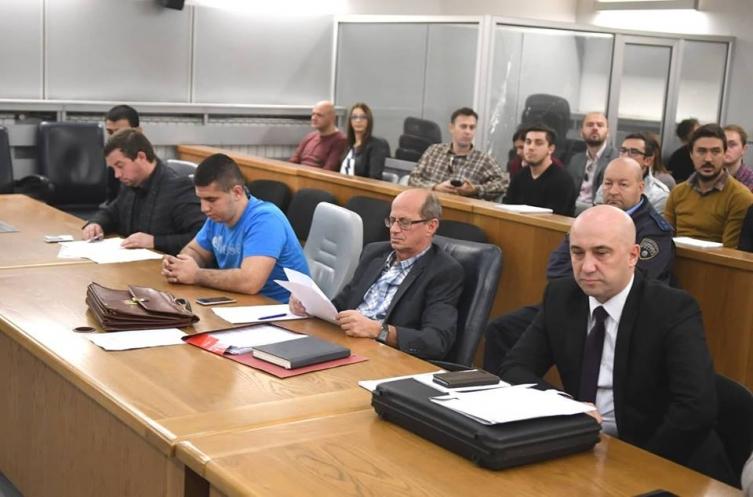 Потресни зборови на таткото на Саздовски во судница