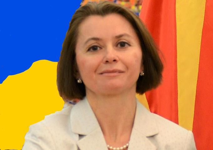 """(ЕКСКЛУЗИВНО) Интервју на """"Лидер"""" со амбасадорката на Украина: Македонија и Украина нема да го прифатат сценариото на Русија!"""