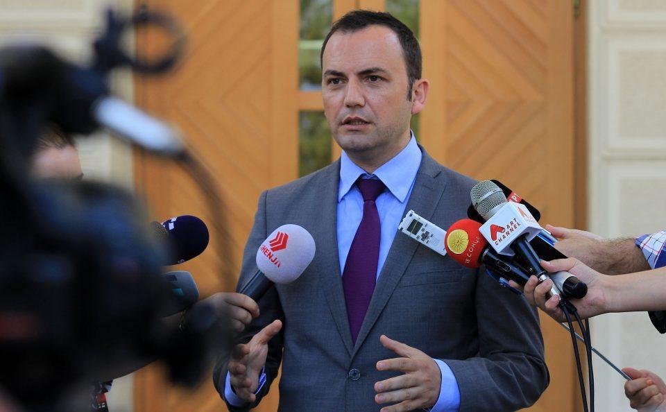 Недобивањето датум за преговори за Бујар Османи е техничко прашање