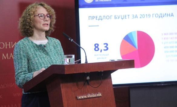 Шекеринска: Новите министри ќе се знаат до петок
