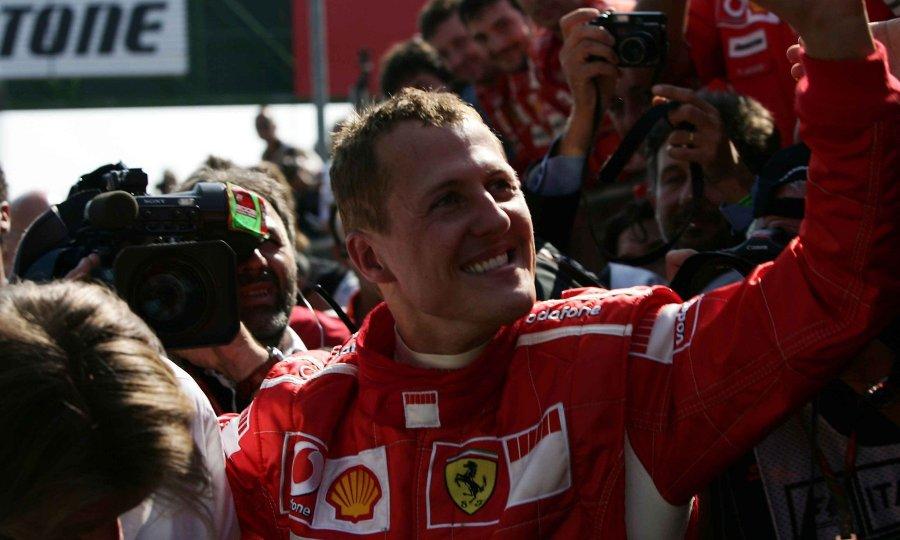 Семејството го објави последното интервју на Михаел Шумахер пред несреќата
